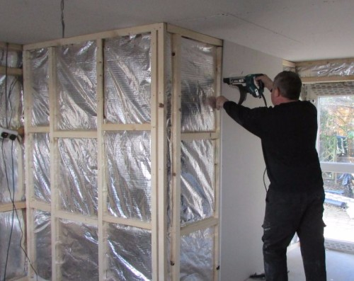 Wall Insulation Solutions