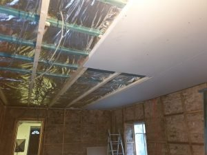 Ceiling Level Insulation - SuperQuilt
