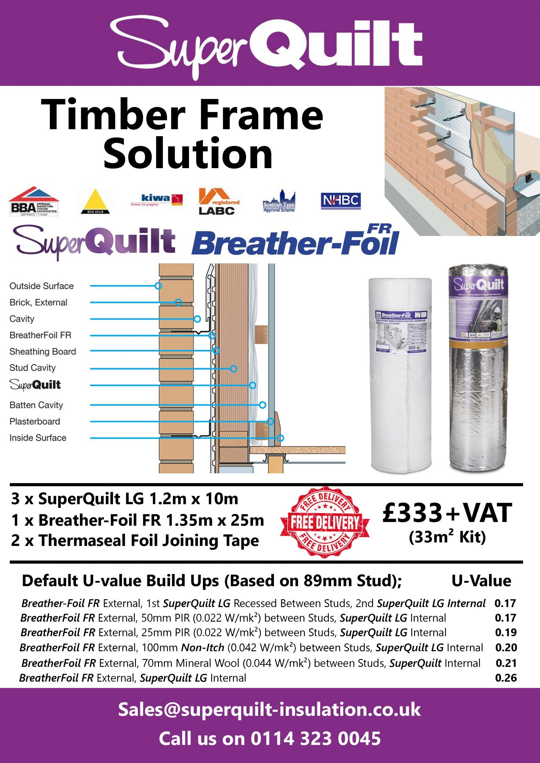 Timber Frame Solutions SQ