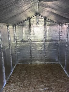 Shed Insulation Kit